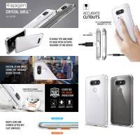 Spigen Crystal Shell Case LG G5 / G5 SE Hardcase TPU Bumper Original