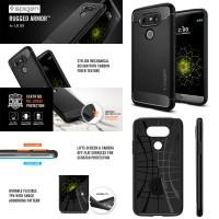 Spigen Rugged Armor Case LG G5 / G5 SE TPU Shock Drop Protect Original
