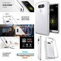 Spigen Ultra Hybrid Case LG G5 /G5 SE Back HardCase TPU Bumper Origina