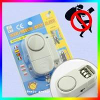 Alarm Pintu / Jendela Sederhana Anti Maling / Pencuri