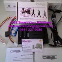 DSS Smart Key - Alarm Pengaman Motor Anti Maling & Begal