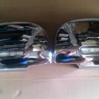 harga Cover Spion Chrome All New Avanza / Xenia + Lampu Slim Tokopedia.com