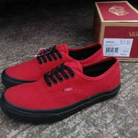 Sepatu Vans Authentic Jester Red DT