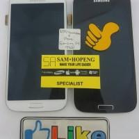 Samsung S4 LCD + Touchscreen + Frame + Sensor Back Original