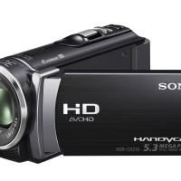 SONY Handycam HDR CX 210 E