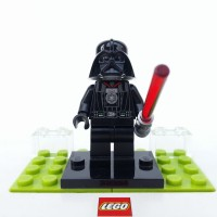 Lego Minifigure Star Wars - Darth Vader With Medal