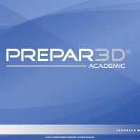 flight simulator P3D / Prepar3D Academic V3