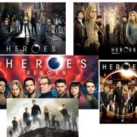 TV Series/Serial TV - HEROES ALL SEASON (2009 - 2016)