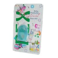 Jual Finger Brush Baby Pex with Case/ Sikat Gigi Jari/ Sikat Bayi + Tempat Murah