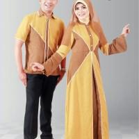 Almadani SR 111 - Sarimbit Couple - Jual Hijab & Baju Keluarga Ori