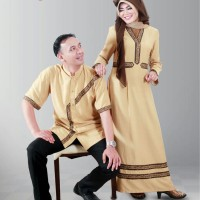 Almadani SR 110 - Sarimbit Couple - Jual Hijab & Baju Keluarga Ori
