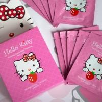 Masker Lumpur Naturgo Hello Kitty / Masker Lumpur Shiseido