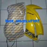 harga Fairing New Ninja Rr Kuning Batik Dan Cover Body Belakang Hitam Batik Tokopedia.com