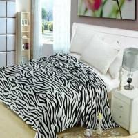 Chelsea Selimut 180x200cm - Zebra
