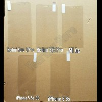Tempered Glass Xiaomi Redmi 3 Mi 4s Note 3  iPhone5 5 5s SE iphone6 6