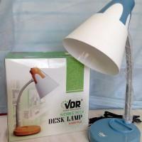 lampu meja belajar lampu belajar VDR E27 fleksibel desk lamp