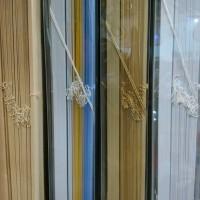 90 x 180 cm PVC Blinds Tinggal Pasang - Roller Blinds Siap Pasang
