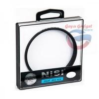 Filter MC-UV NISI 49mm (tipe slim 3mm, coating lebih bagus)