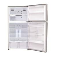 Lemari es dengan kapasitas freezer yang lebih besar GN-B602GLC