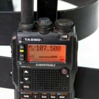 Murah !!! Handy Talky Ht Yaesu Vx 8r Waterproof (Garansi Resmi)