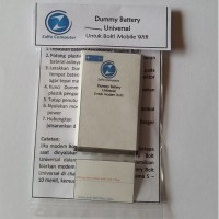 Jual Dummy Battery Bolt Universal Bolt Huawei Slim, Max dan MOVIMax Orion Murah