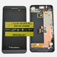 Blackberry BB Z10 LCD + Touchscreen + Frame