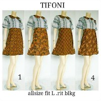 Dress Batik Tifoni DB 5440