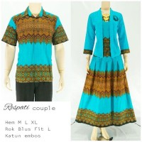 Couple Gamis Respati Toska