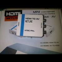 HDMI to AV CONVERTER BOX