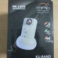 LNB MMP Ku Band Universal