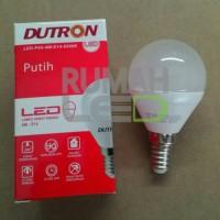LED DUTRON 4 Watt E14 (Soket Lampu Hias)