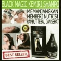 BMKS (BLACK MAGIC KEMIRI SHAMPO)