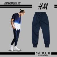 SWEATPANTS H&M BASIC LONG