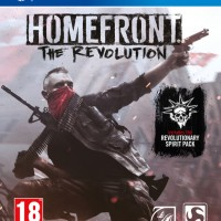 HOMEFRONT : THE REVOLUTION PS4 REG 3 / ENGLISH ( R3 )