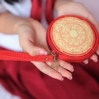 harga Dompet Cardcaptor Sakura Red Tokopedia.com