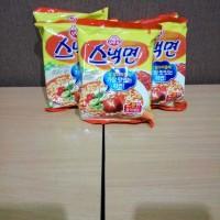 Ottogi Snack Ramen Mie Instan Impor Korea