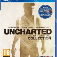 PS4 Uncharted The Nathan Drake Collection - Reg All