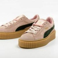 harga Promo Sepatu Sneakers Casual Wanita Puma Rihanna Original Tokopedia.com