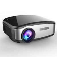 infokus infocus Cheerlux cherlux c6 projector proyektor tv nobar bagus