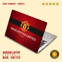 harga Garskin / Skin / Cover / Stiker Laptop - Fo Manchester United 1 Tokopedia.com