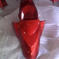 harga Spakbor depan Beat Karbu pertama Merah Maroon Tokopedia.com