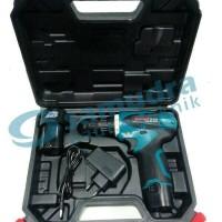 Mesin Bor Baterai Modern M-12V Cordless Drill Tanpa Kabel