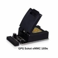 BGA Adaptor Ic EMMC 169/169E GPG Soket Isp EMCP Adapter