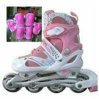 harga Sepatu Roda Anak + Deker Tokopedia.com