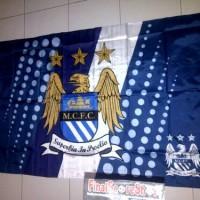 Jual Jual Bendera Man City , Chelsea , Barcelona , Madrid , Arsenal Murah