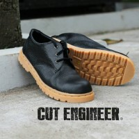 Cut Engineer Classic - Low Boots Safety Black