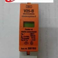 Penangkal Petir - Surge Arrester OBO V25-B 1Phase