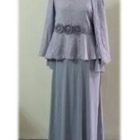 harga Gamis OMG, Gaun resmi muslim, Dress OMG cantik Tokopedia.com