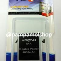 harga Baterai Handphone Advan S4a Double Power   Batrai, Batre, Battery Dual Tokopedia.com