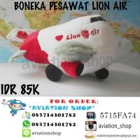 Boneka Pesawat Garuda Indonesia , Lion Air , Batik Air , Citilink
